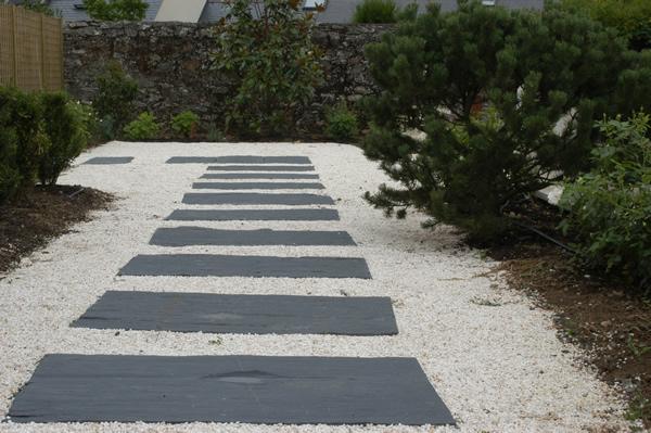 Palis quartzite pour l 39 am nagement de vos jardins aie for Carrelage japonais